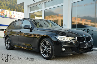 BMW 318d xDrive Touring**M-PAKET**NAVI**LED**EURO6** bei BM || Car Point Mayer in