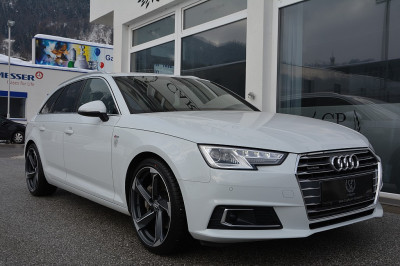 Audi A4 Avant 2,0 TDI quattro Sport S-tronic**S-LINE**XENON**NAVI**ACC**EURO6** bei BM || Car Point Mayer in