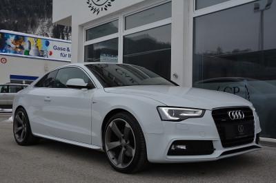 Audi A5 Coupé 2,0 TDI quattro**S-LINE**ALCANTARA**NAVI**EURO6** Sport bei BM    Car Point Mayer in