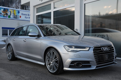 Audi A6 Avant 3,0 TDI Quattro**S-LINE PLUS**MATRIX**ACC**PANO**HEAD-UP** bei BM || Car Point Mayer in