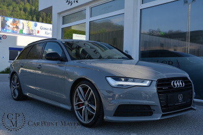 Audi A6 Avant 3,0 TDI Competition**LED**BOSE**S-SITZE**RFK** bei BM || Car Point Mayer in